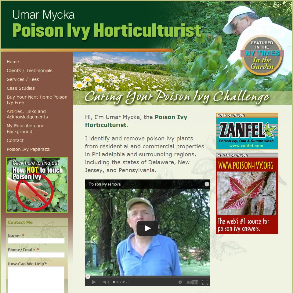 Poison Ivy Horticulturist v1 [square]